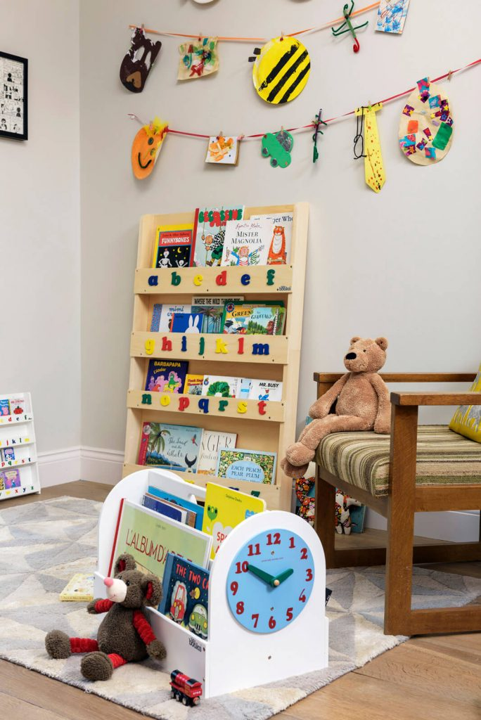 Tidy Books, bookcase, book box, furniture, kids, children, room