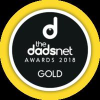 Dadsnet Awards 2018 - Gold