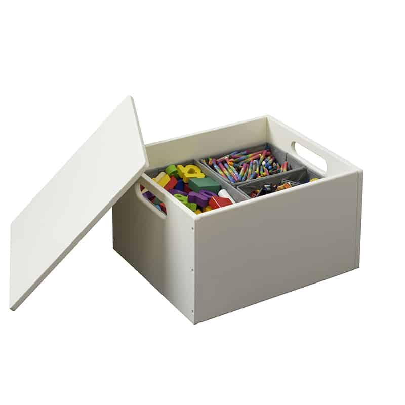 Tidy Books Toy Box, Tidy Books Toy Storage Box, Tidy books Kids Toy Storage Box, Tidy Books Children's Toy Storage Box, Children's Toy Storage, Tidy Books Children's Toy Storage, Toy Storage Box Ivory