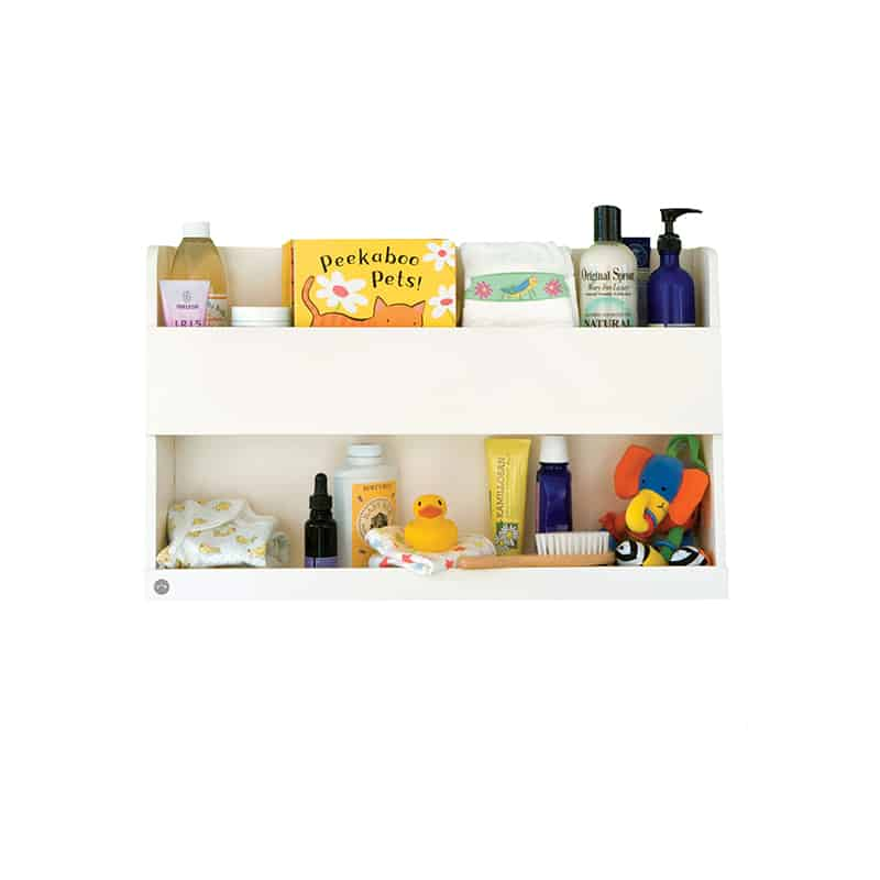 Baby Room Shelves  - The Tidy Books Baby Buddy