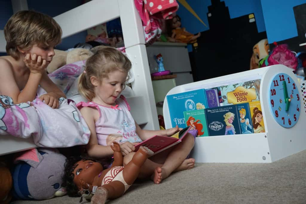international children's book day; childrens books, children reading, tidy books